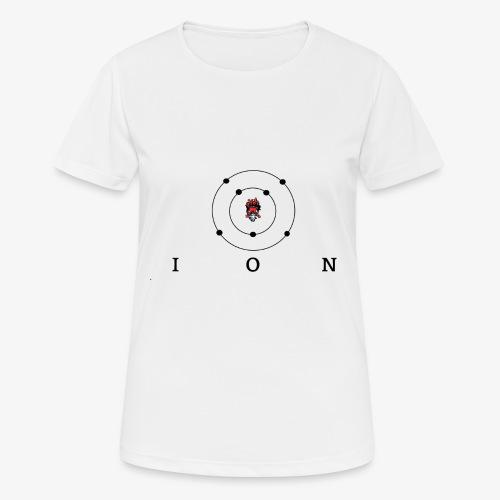 logo ION - T-shirt respirant Femme
