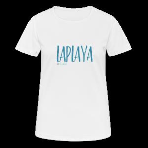 playa - Camiseta mujer transpirable