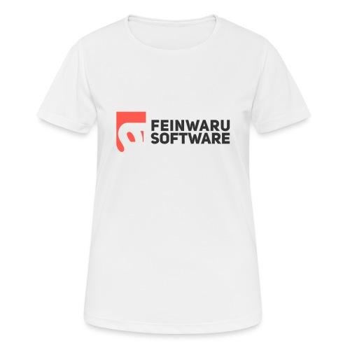 Feinwaru Full Logo - Women's Breathable T-Shirt
