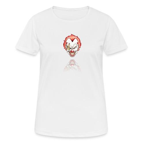 clown-png - Vrouwen T-shirt ademend actief
