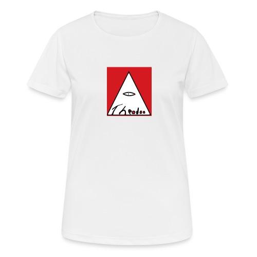 theodoo 1 - Andningsaktiv T-shirt dam