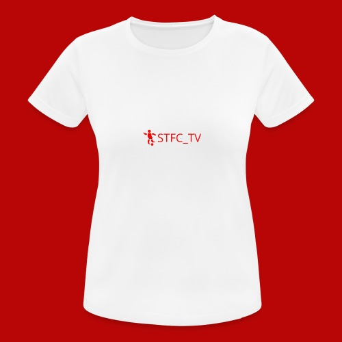 STFC_TV - Women's Breathable T-Shirt