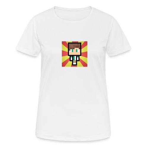 m crafter - Dame T-shirt svedtransporterende