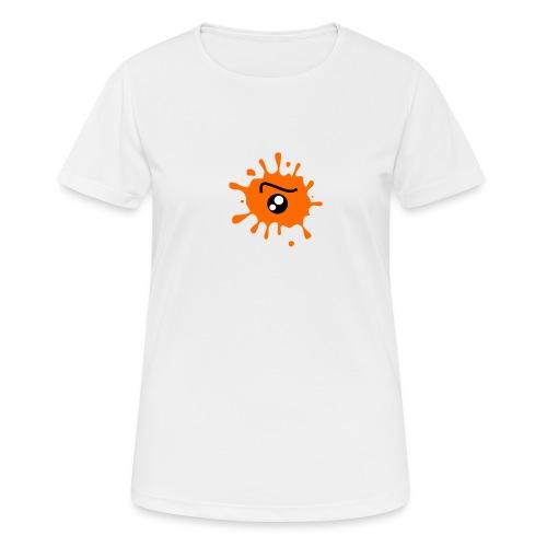 EyeVlek - Vrouwen T-shirt ademend actief
