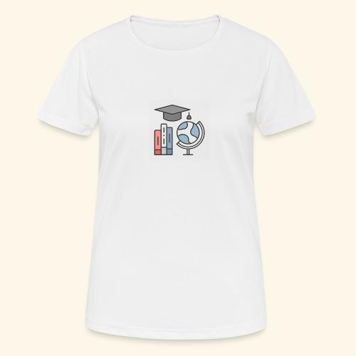 teacher knowledge learning University education pr - Dame T-shirt svedtransporterende