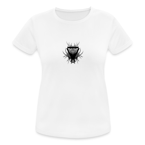Unsafe_Gaming - Vrouwen T-shirt ademend actief