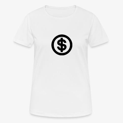marcusksoak - Dame T-shirt svedtransporterende