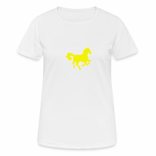 Petit cheval Hippocamp - T-shirt respirant Femme