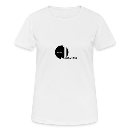 Steve Jacovidis Premium - Women's Breathable T-Shirt
