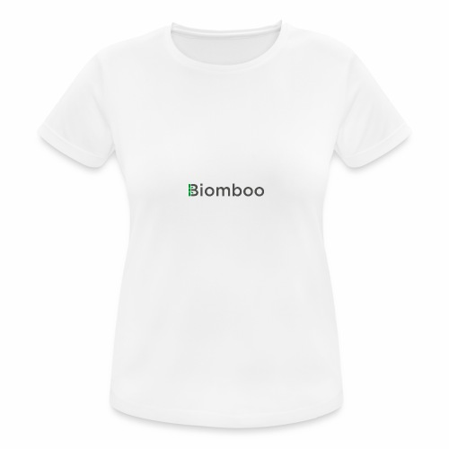 Biomboo Charcoal - Women's Breathable T-Shirt