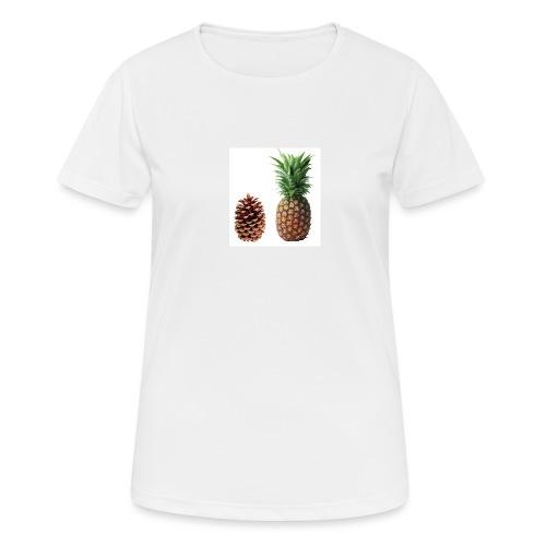 Pineapple - Women's Breathable T-Shirt
