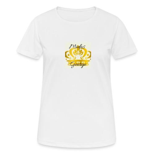 Midas George - Camiseta mujer transpirable