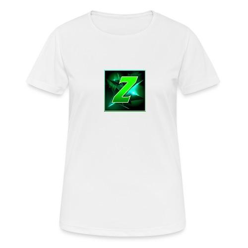Youtube Logo - Women's Breathable T-Shirt