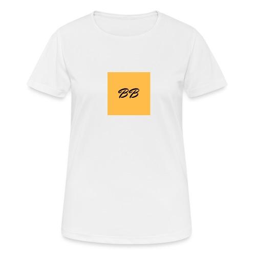 Logo - Dame T-shirt svedtransporterende