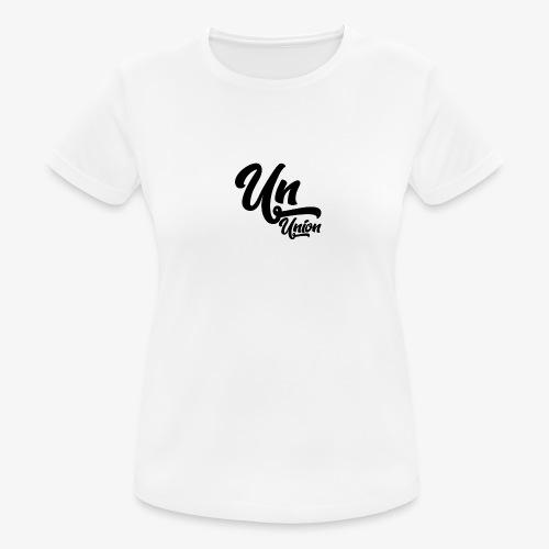 Union - T-shirt respirant Femme