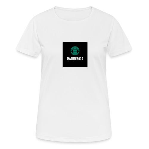 Matute3004 - Camiseta mujer transpirable
