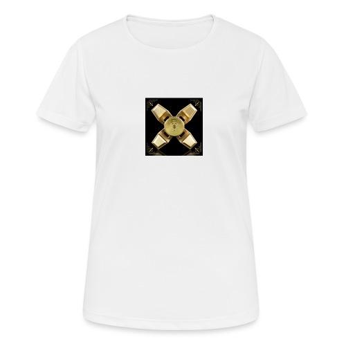 Spinneri paita - naisten tekninen t-paita