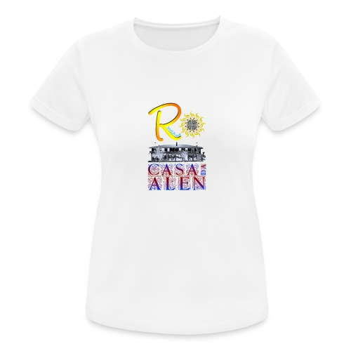 RESOLAINA - Camiseta mujer transpirable