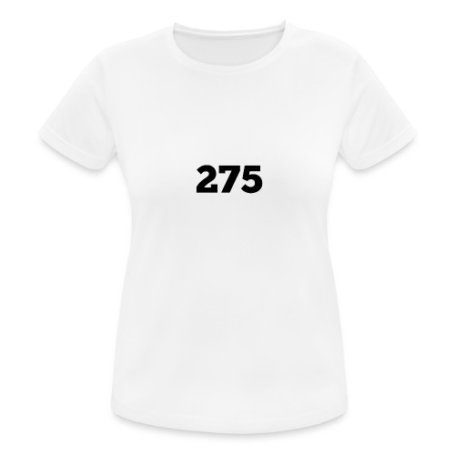 275 - Women's Breathable T-Shirt