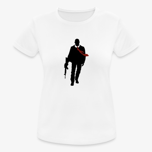 PREMIUM SO GEEEK HERO - MINIMALIST DESIGN - T-shirt respirant Femme