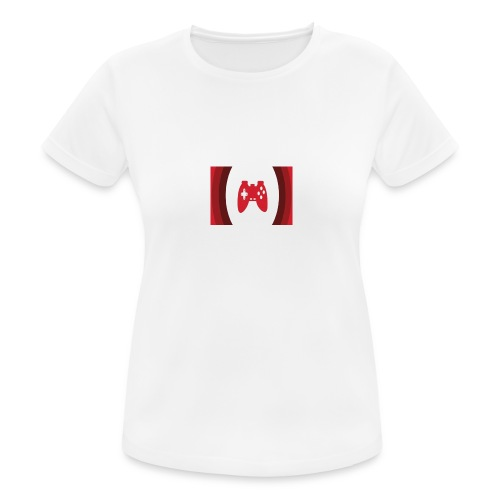 Tshirt - Player Youtube - Maglietta da donna traspirante