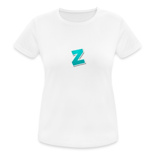 Z3RVO Logo! - Women's Breathable T-Shirt