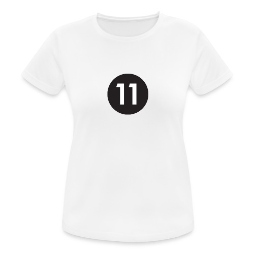 11 ball - Women's Breathable T-Shirt
