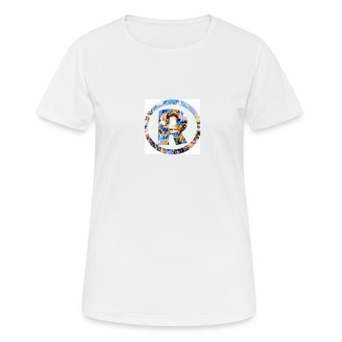 RazeDT design - naisten tekninen t-paita