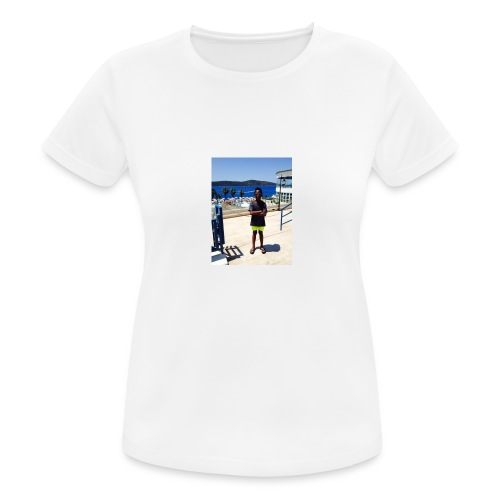 IMG 0717 - Dame T-shirt svedtransporterende