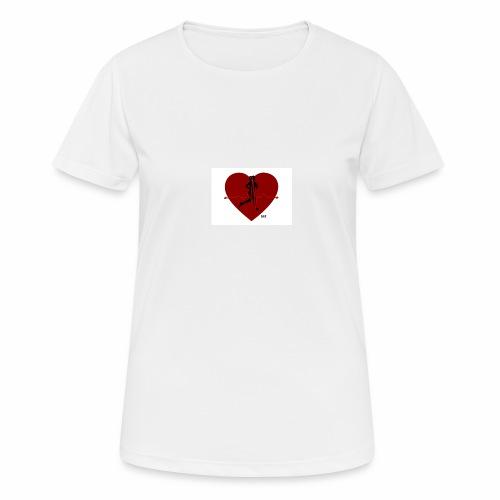 heart 2970133 340 - Frauen T-Shirt atmungsaktiv
