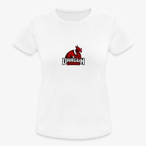 A Dragon Gaming Official Merch - Women's Breathable T-Shirt