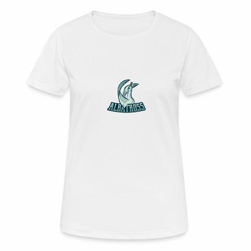 ag logo - Frauen T-Shirt atmungsaktiv