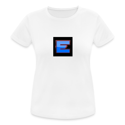 Epic Offical T-Shirt Black Colour Only for 15.49 - Women's Breathable T-Shirt