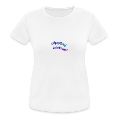 Crippling Loneliness - Camiseta mujer transpirable