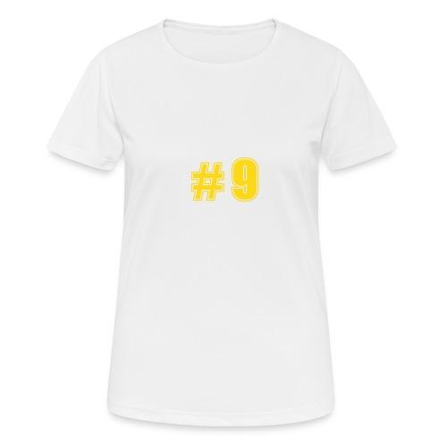15687311-png - Maglietta da donna traspirante