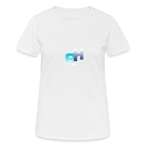 Logo-1 - Maglietta da donna traspirante