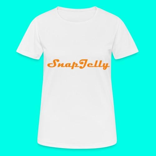 SnapJelly orange - Women's Breathable T-Shirt