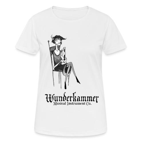 Ada Logo - Women's Breathable T-Shirt