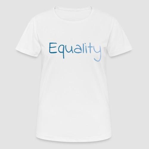 equality - Andningsaktiv T-shirt dam