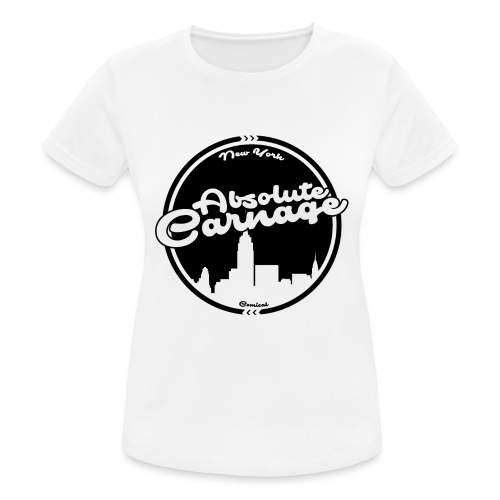 Absolute Carnage - Black - Women's Breathable T-Shirt