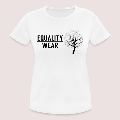 Musical Equality Edition - Women's Breathable T-Shirt