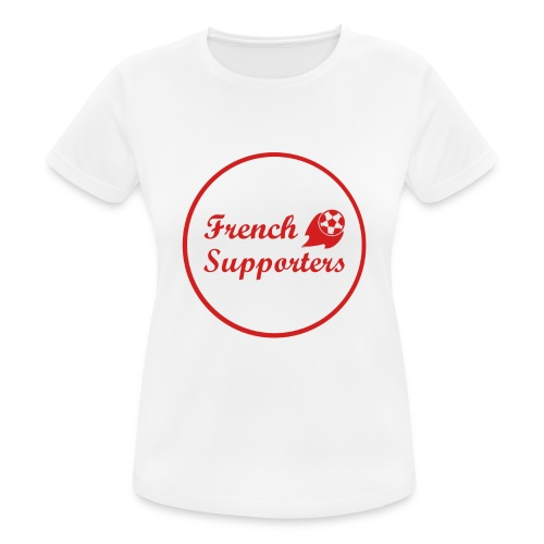 French supporters tribe - T-shirt respirant Femme