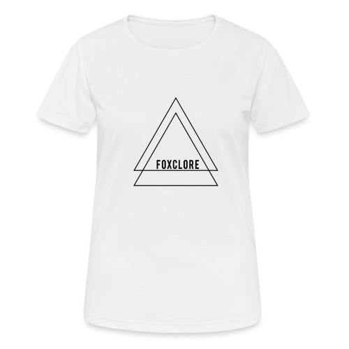 Triangle - Vrouwen T-shirt ademend actief
