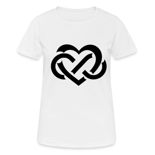 Vriendschap - Vrouwen T-shirt ademend actief