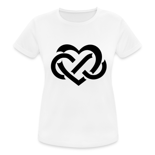 Vriendschap - vrouwen T-shirt ademend