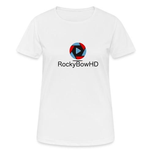Logo2 - Frauen T-Shirt atmungsaktiv