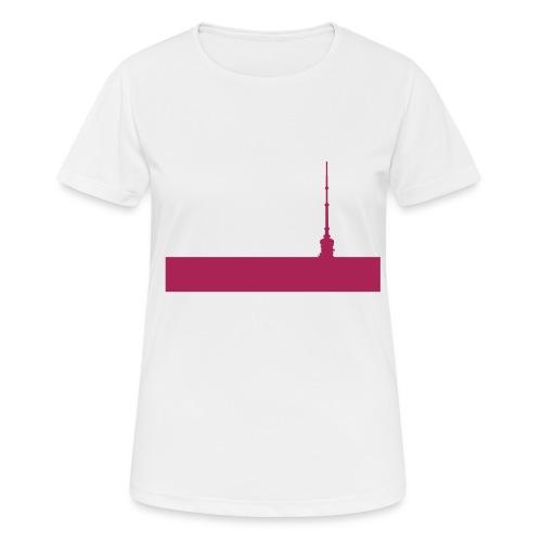 Fernsehturm Berlin - Frauen T-Shirt atmungsaktiv