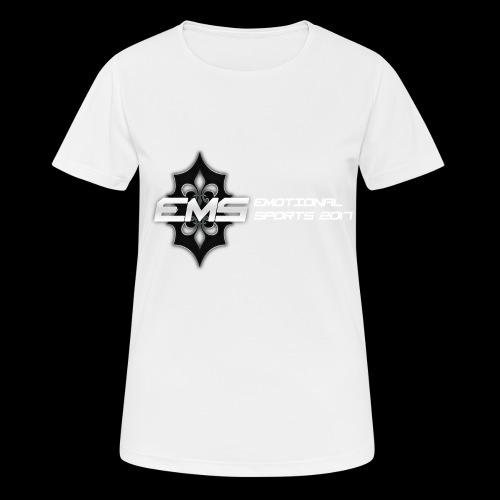 Ebene 1 - Frauen T-Shirt atmungsaktiv