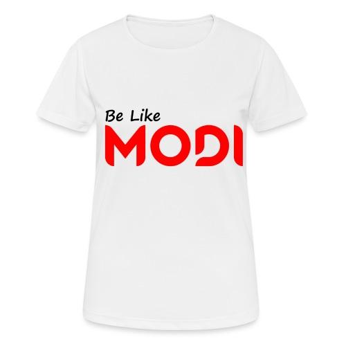 Be Like MoDi - Koszulka damska oddychająca