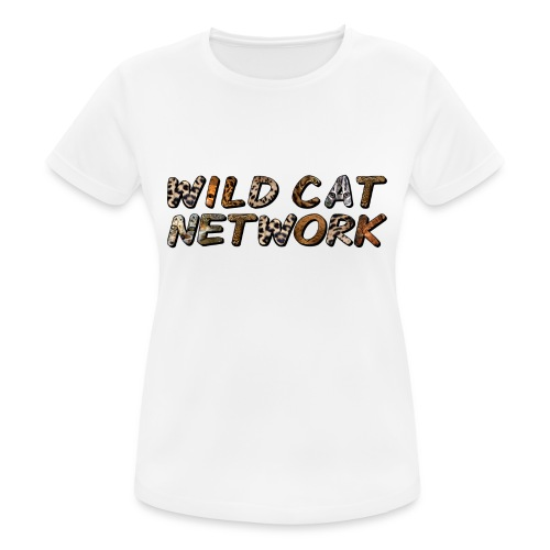 WildCatNetwork 1 - Women's Breathable T-Shirt